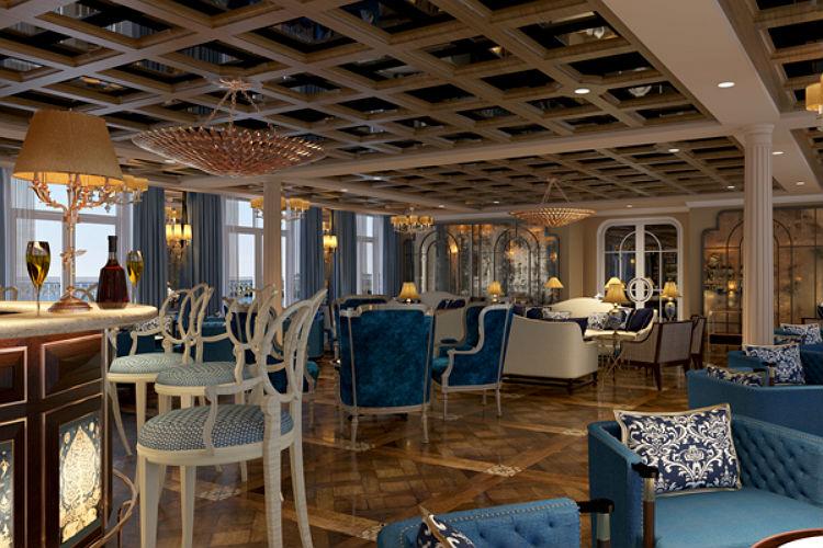Lounge - Mekong Jewel - Uniworld
