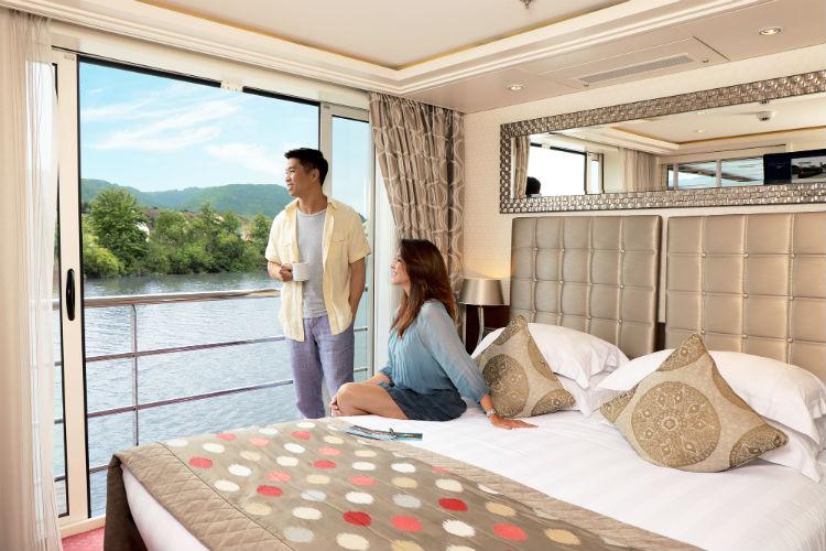 Suite on-board AmaPrima - AmaWaterways