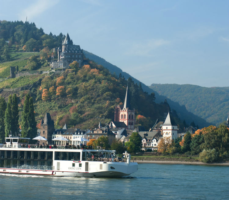 Viking River Cruise ship