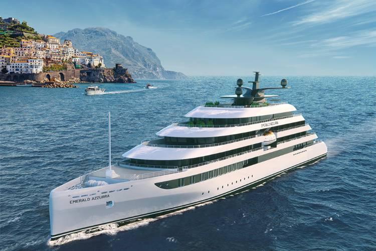 Emerald Azzura - Emerald Yacht Cruises