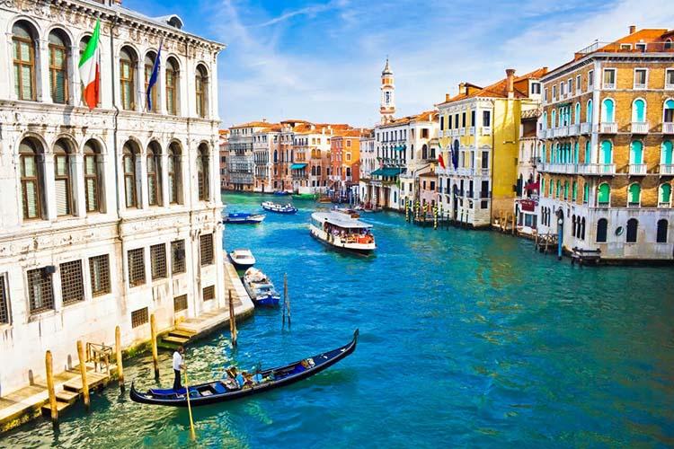 Venice - Gondola - Italy